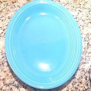Fiesta Turquoise Platter